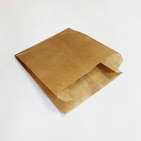 Пакет для картошки фри бурый порция до 180г 500шт