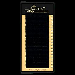 Ресницы для наращивания Barhat 0.07 С 9 мм