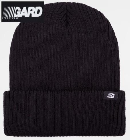 Шапка утеплённая GARD чёрная