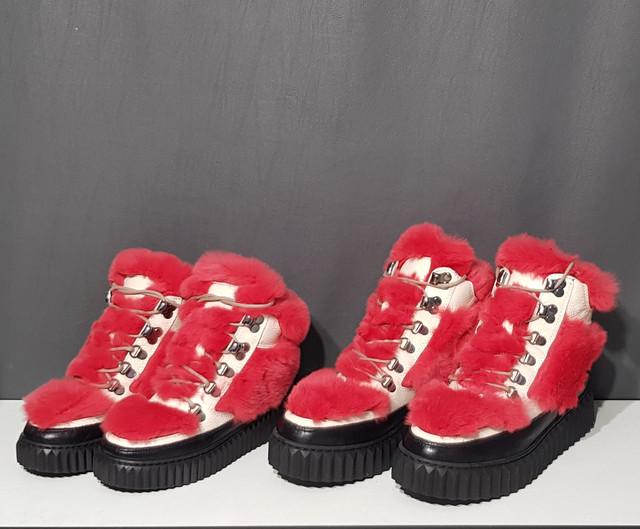 Зимняя демисезонная обувь с 26 размера