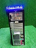 Игровой Настроенный Dell Precision t3500, 6(12) ядер, Core i7 (Xeon) 24gb ОЗУ, 500GB HDD, GTX 1050 Ti 4 GB, фото 5