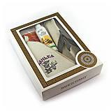 Подарочный набор для сауны мужской Luxyart №2 Банька (5 предметов), фото 2