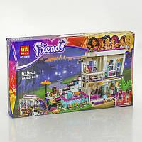 Конструктор в коробке для девочек, Bela Friend 10498, 619 деталей