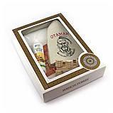Подарочный набор для сауны мужской Luxyart №13 Отаман (4 предмета), фото 2