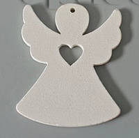 Ангелочек 8111, игрушка из дерева, 5х4 см
