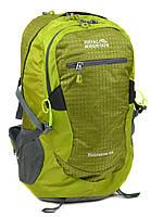 Рюкзак туристический Royal Mountain на 35л 4096 green, фото 1
