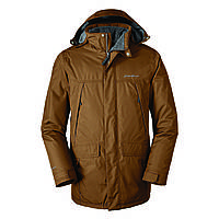 Куртка Eddie Bauer Rainfoil Insulated XS Коричневый 6019TOR, КОД: 260370