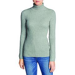 Пуловер Eddie Bauer Womens Rollkragenpullover L Серый EB2448TGH, КОД: 305903
