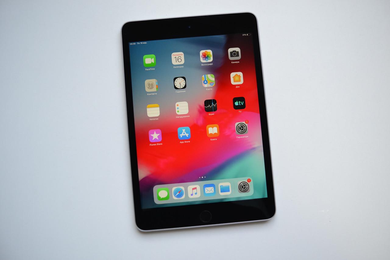 Планшет Apple iPad Mini 4 32Gb Wi-Fi  Space Gray A1538 Оригинал!
