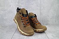 Ботинки мужские Twics К2 оливковые (натуральная кожа, зима)