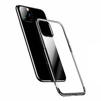 Чехол Baseus для iPhone 11 Pro Glitter Case, Black (WIAPIPH58S-DW01), фото 1