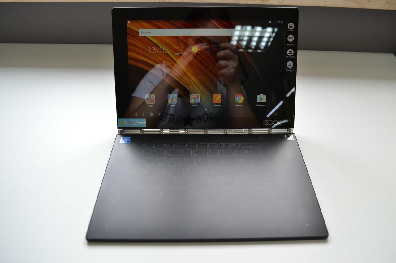 Планшет Lenovo Yoga Book YB1-X90L 3G+LTE Gray Оригинал!