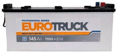 Автомобильный аккумулятор Eurotruck 6СТ-145