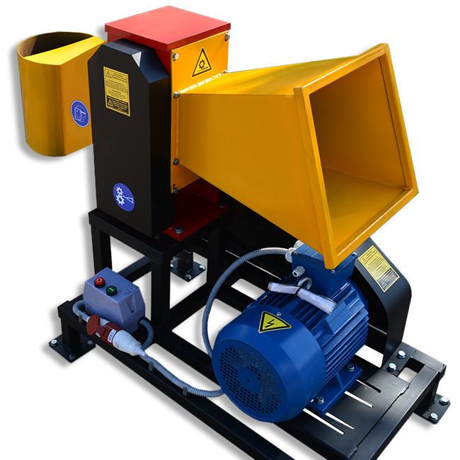Измельчитель веток электромотор 100мм (7,5квт.)