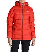 Куртка Eddie Bauer Womens Downlight Alpine Jacket L Оранжевый 0033PY, КОД: 305287