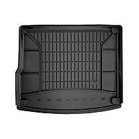 3D Резиновий коврик Frogum в багажник Volkswagen Touareg II 2014- TM549284