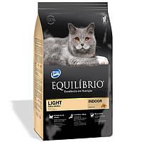 Equilibrio Cat ЛАЙТ ДЛЯ КОТОВ СКЛОННЫХ К ПОЛНОТЕ 0,5 кг