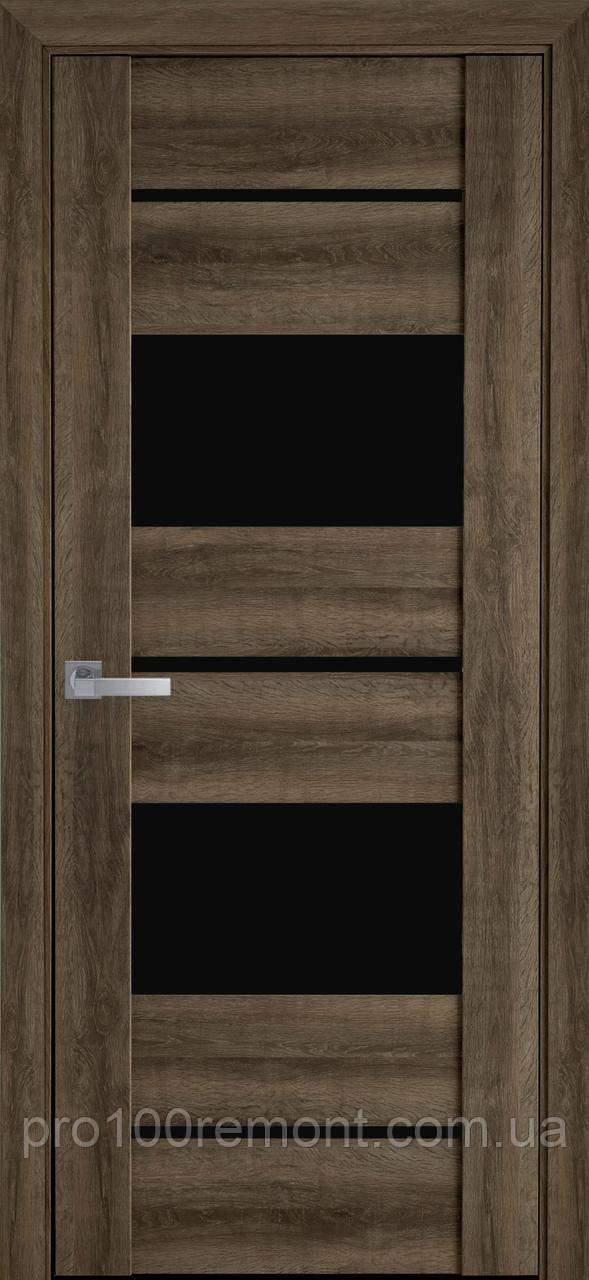 Полотно Аскона со стеклом от Новый стиль (бук баварский,бук кашемир,бук тютюнний,бук шато, ясень new)