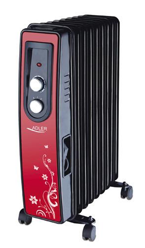 Обігрівач, масляний радіатор Adler AD 7802
