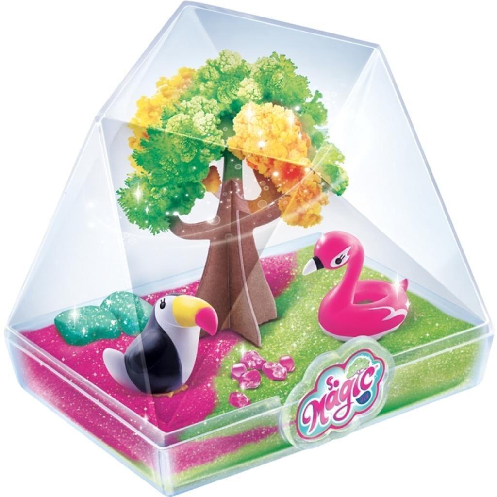 Набор для экспериментов Canal Toys So Magic Магический сад - Tropical (MSG003/3)