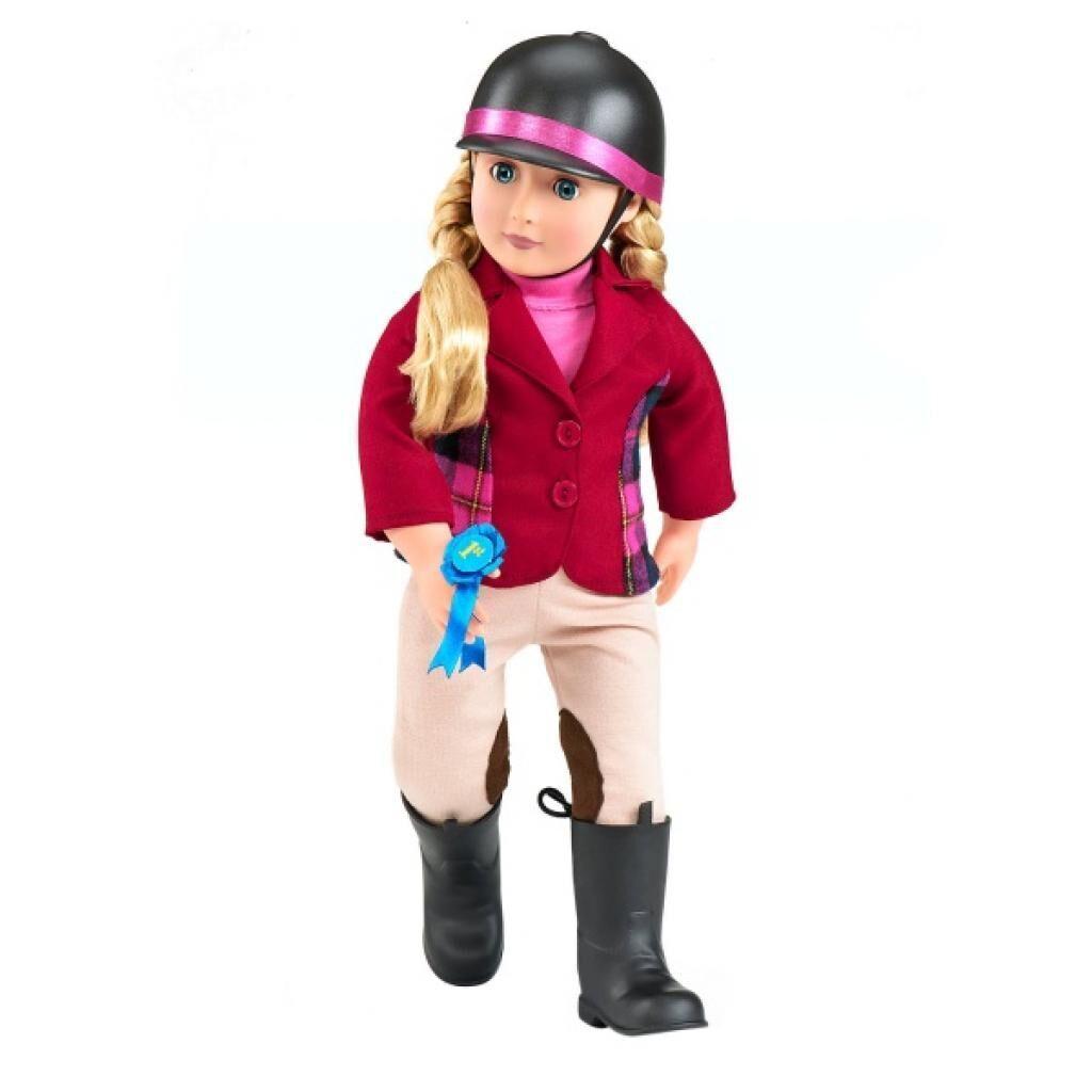 Кукла Our Generation DELUXE Лилия Анна 46 см (BD31009ATZ)