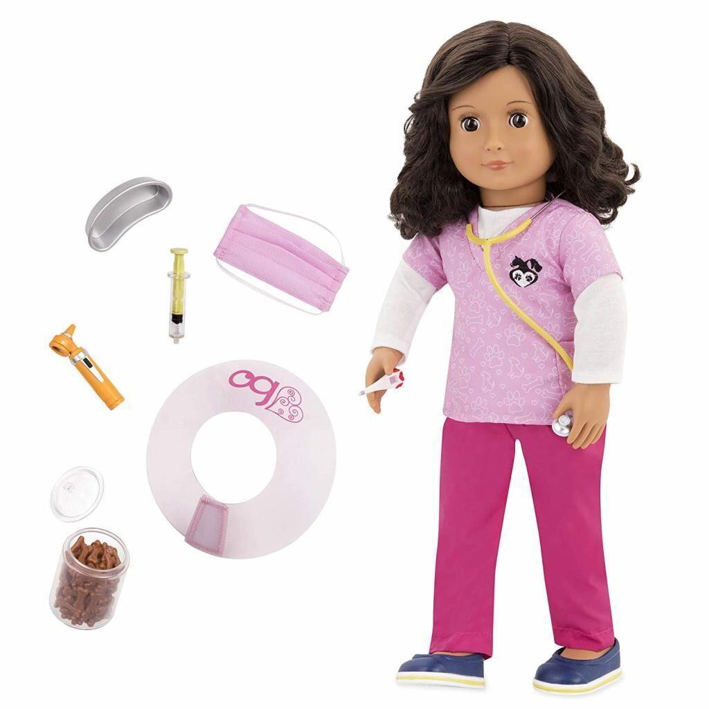 Кукла Our Generation Палома 46 см Ветеринар (BD31161Z)