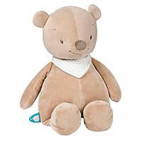 Мягкая игрушка Nattou мишка Базиль 75 см (562027), фото 1