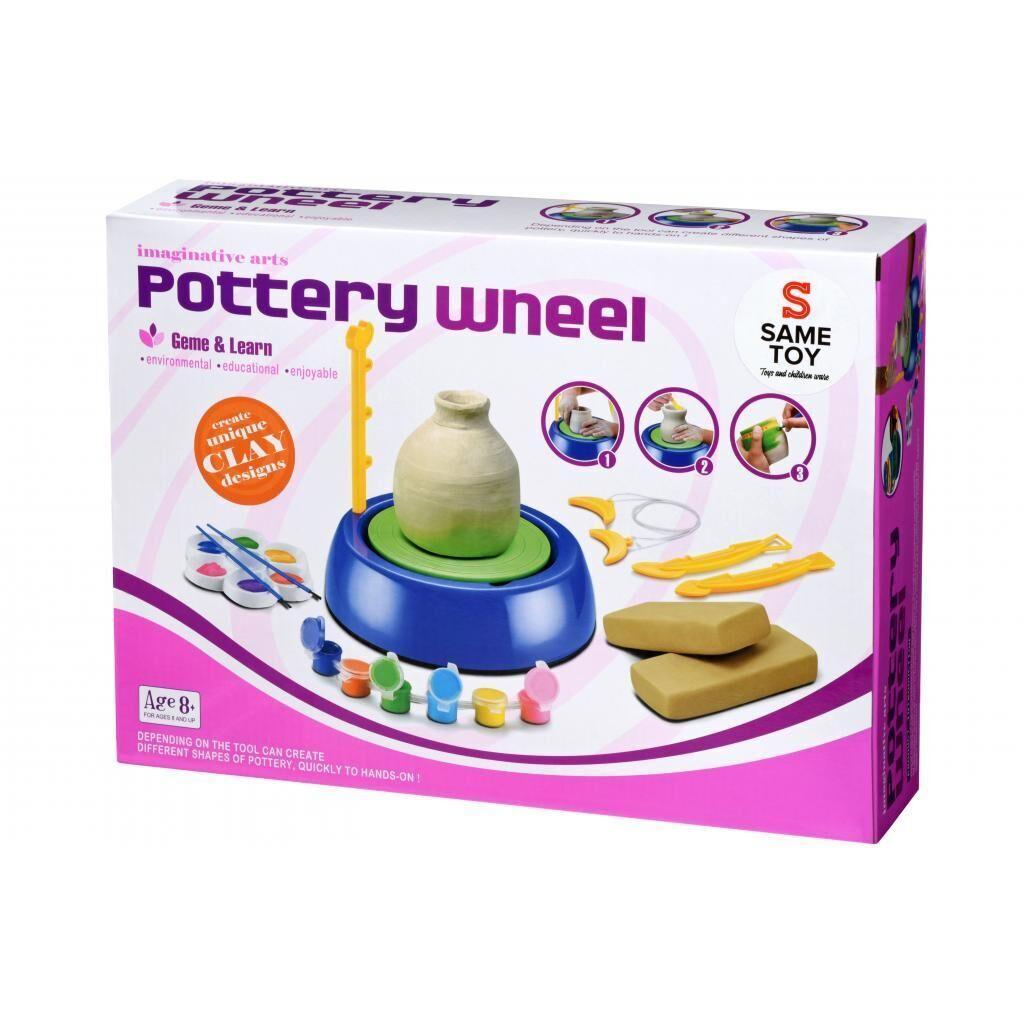 Набор для творчества Same Toy Гончарный круг (103Ut)