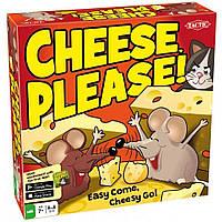 Настольная игра Tactic Сыр, пожалуйста! (54552), фото 1