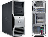 Игровой Настроенный Dell Precision t3500, 6(12) ядер, Core i7 (Xeon) 24gb ОЗУ, 250SSD, RX 470 4GB, фото 5