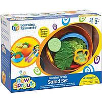 Развивающая игрушка Learning Resources Овощной салат (LER9745-D), фото 1