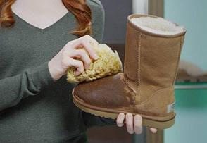 Купить средство для чистки обуви из кожи и текстиля Famaco Mousse Nettoyante, 125 мл