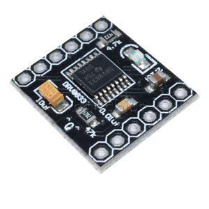 Контролер шагового двигателя DRV8833 MOD