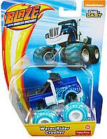 Крушила Вспыш и чудо-машинки Fisher-Price Nickelodeon Blaze & The Monster Machines, Water Rider Zeg