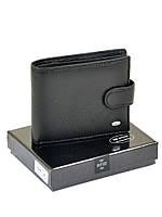 Мужской кожаный кошелек (портмоне)
