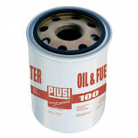 Картридж фильтра 10 мк для биодизеля, ДТ, бензина, масел 100 л/мин Piusi