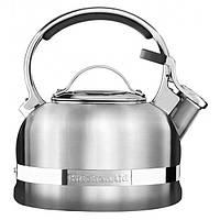 Чайник KitchenAid KTST20SBST, стальной, фото 1