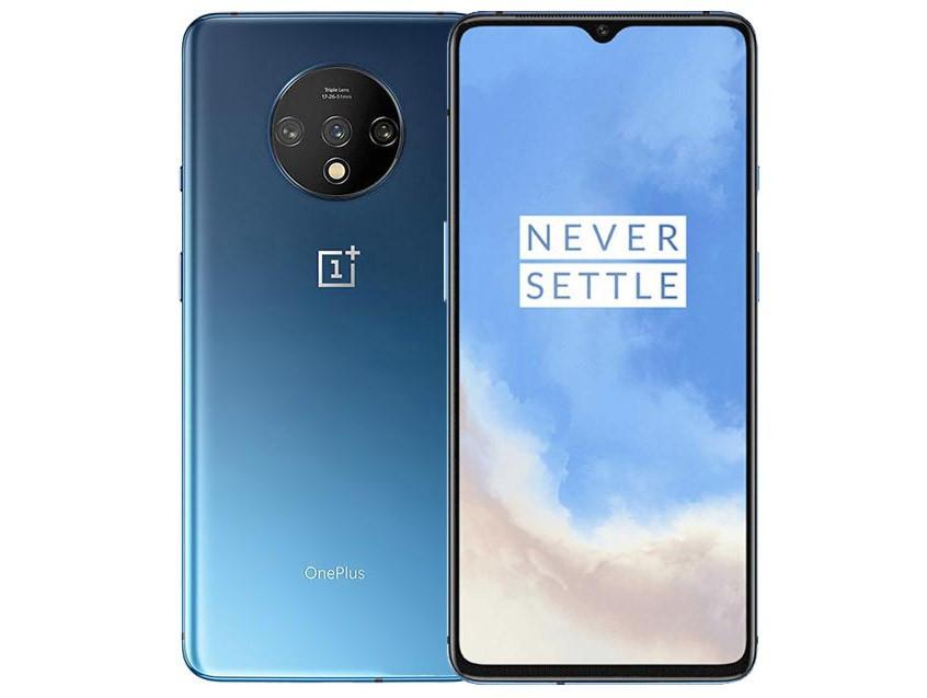 Смартфон OnePlus 7T 8/256GB Glacier Blue