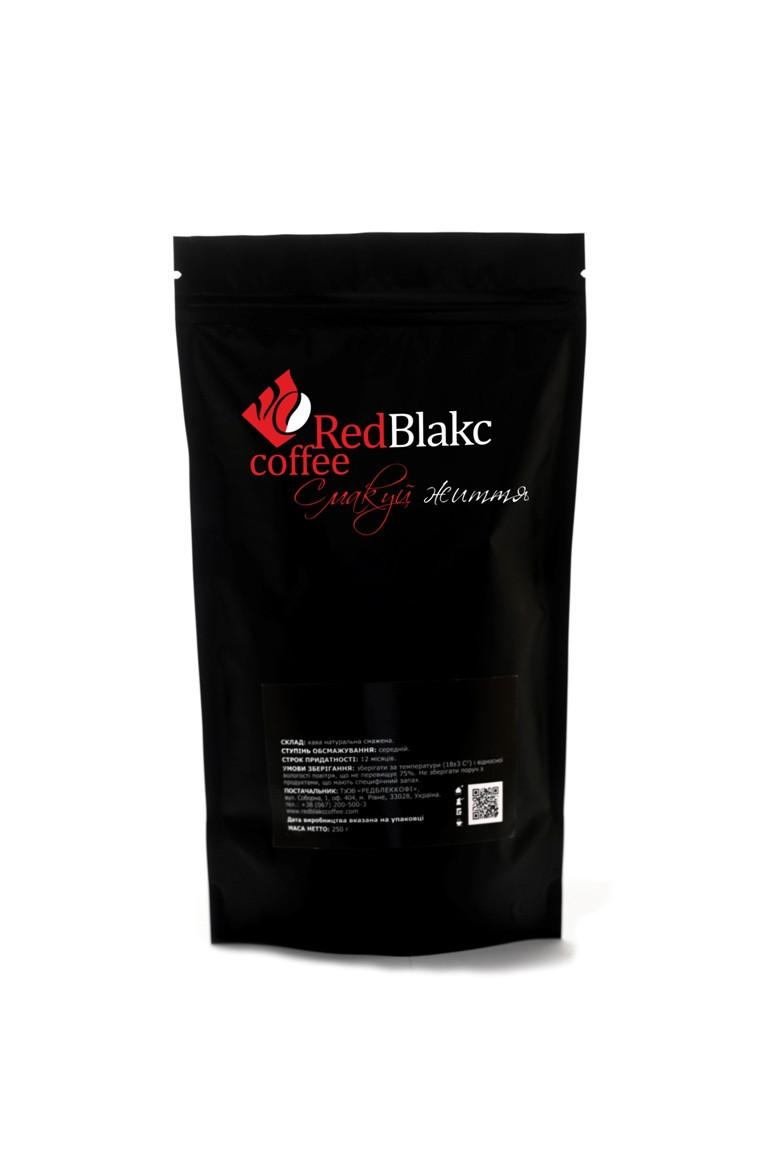Кофе Гармония RedBlakcCoffee в зернах 100 г