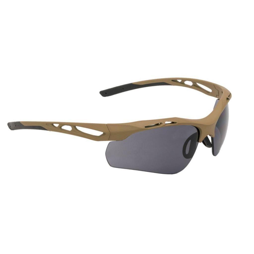 Очки Swiss Eye Attac баллистические песочный (40392)