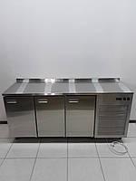 Стол холодильный из нержавеющей стали 1800х600х850