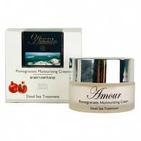 Крем для обличчя проти зморшок з УФ-захистом Pomegranate Moisturizing Cream