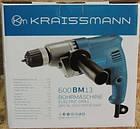 Дрель электрическая KRAISSMANN 600 BM 13, фото 7