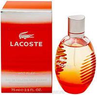 Парфюмированная вода Lacoste Hot Play для женщин