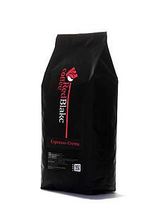 Кофе Espresso Crema RedBlakcCoffee в зернах 1 кг
