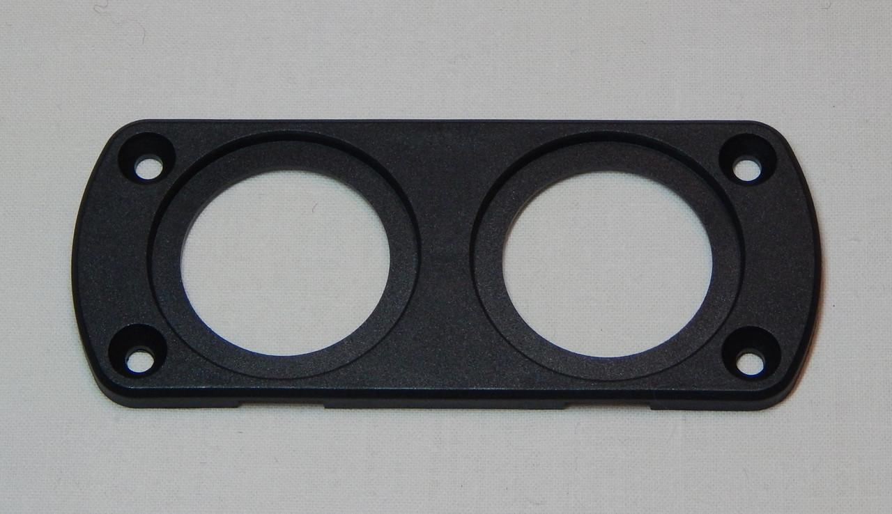 Рамка для автомобільних розеток  ZIRY подвійна
