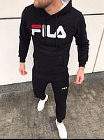 Спортивный костюм Fila на флисе теплый