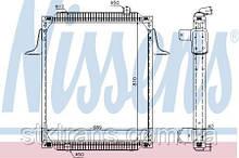 Рама радиатора RENAULT PREMIUM - DP-RE-452-2