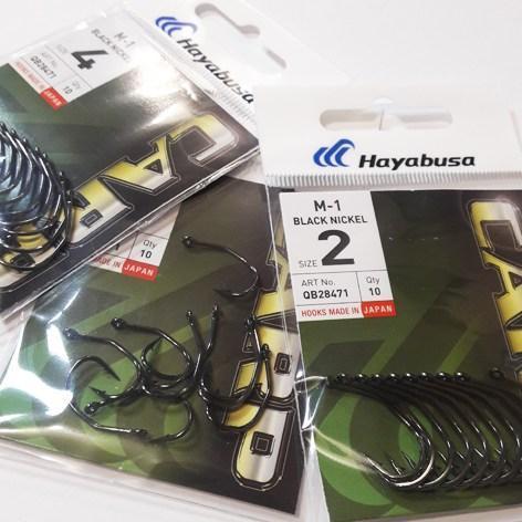 Крючки Hayabusa M-1 №4