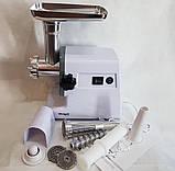 Мясорубка с соковыжималкой  Электромясорубка (2000 Вт), фото 2
